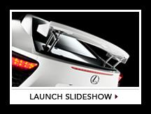 Lexus LFA Slideshow