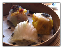 Ritz-Carlton Hong Kong Dumplings