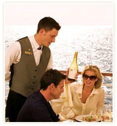 ultra luxury cruising with seabourn