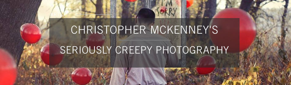 Christopher McKenney's Horror-Themed Photos Will Get You in the Halloween Spirit