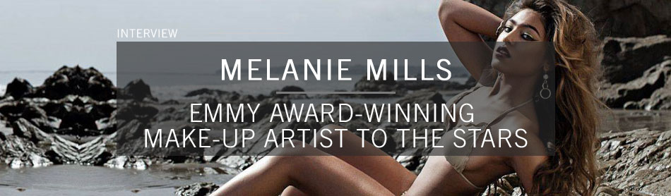 Emmy Award-Winning Makeup Artist Melanie Mills Talks Celebs, Beauty and Dancing with the Stars