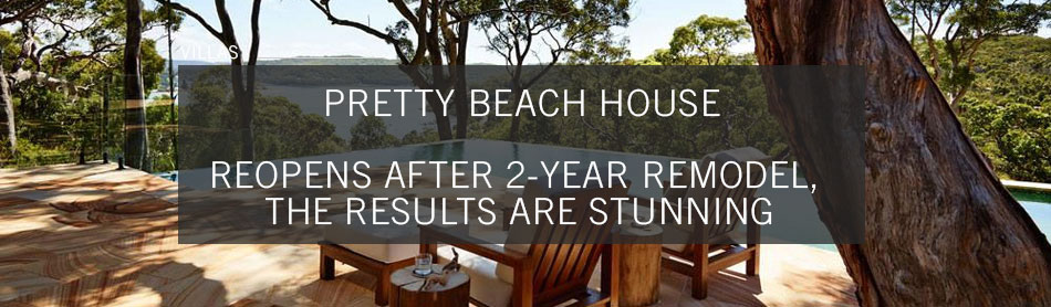 Pretty Beach House Reopens After 2-Year Remodel, The Results Are Stunning