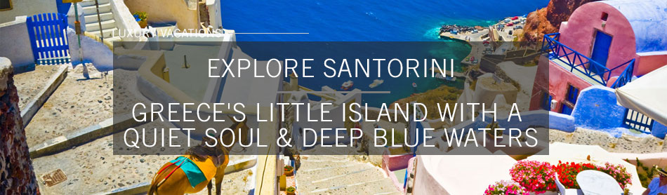 Exploring Greece's Little Island With the Quiet Soul & Deep Blue Waters