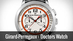 Girard-Perregaux: Chronograph Doctors Watch