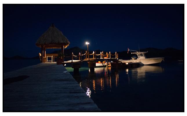 Turtle Island Dock