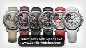 Elegance for All by Zenith Swiss Watch