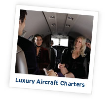 Luxury Aircraft Charters