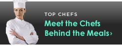 Top Chefs: Meet the Chefs Behind the Meals