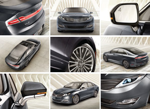 Lincoln MKZ Photo Gallery