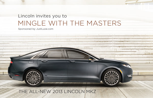 The All-New 2013 Lincoln MKZ